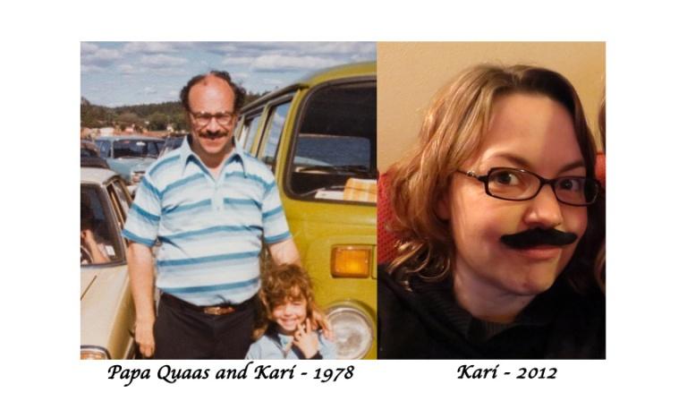 Mustache Twin?