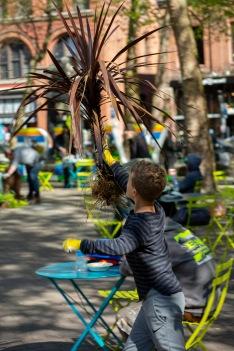 2019 Pioneer Square Spring Clean